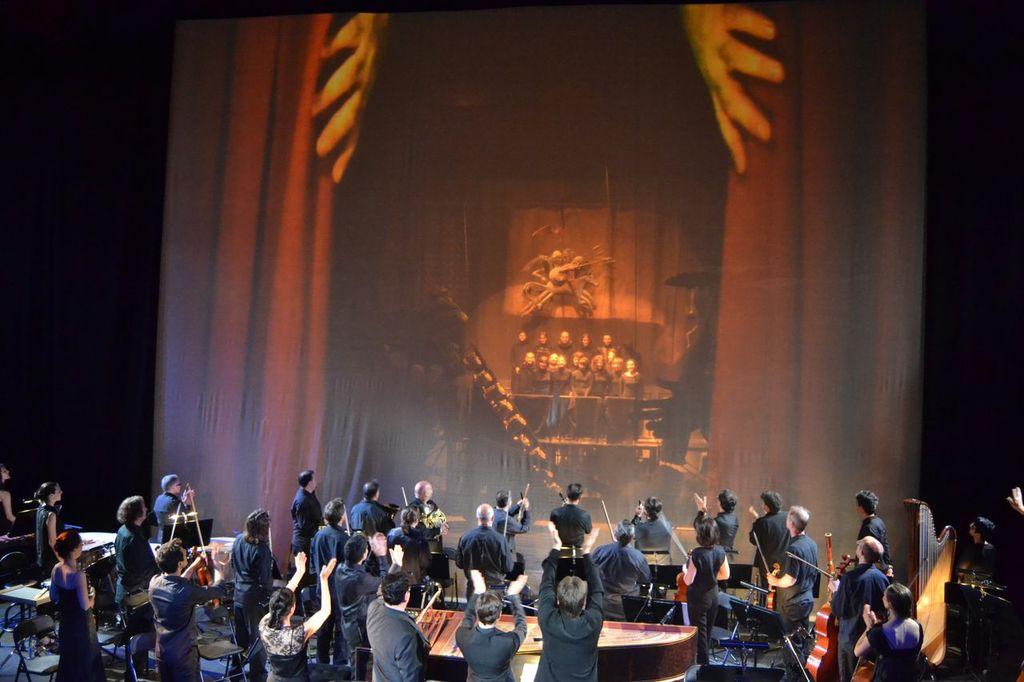 +1 día del estreno de El retablo de maese Pedro en Granada