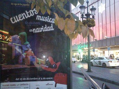 Foto cartel Granada
