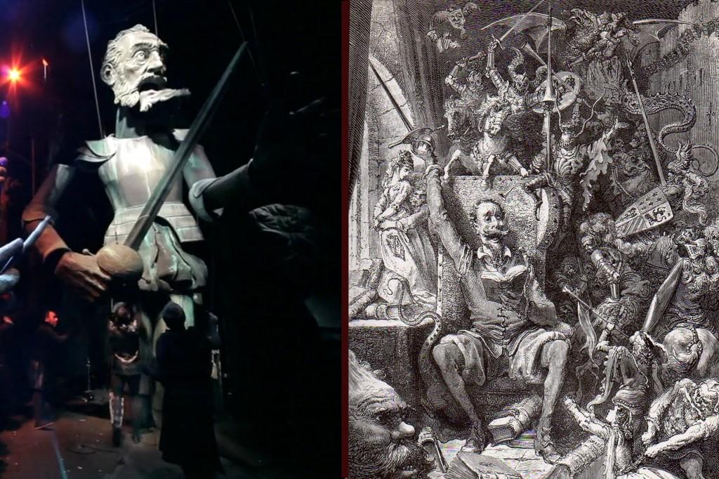 Don Quijote y sus fantasmas 2