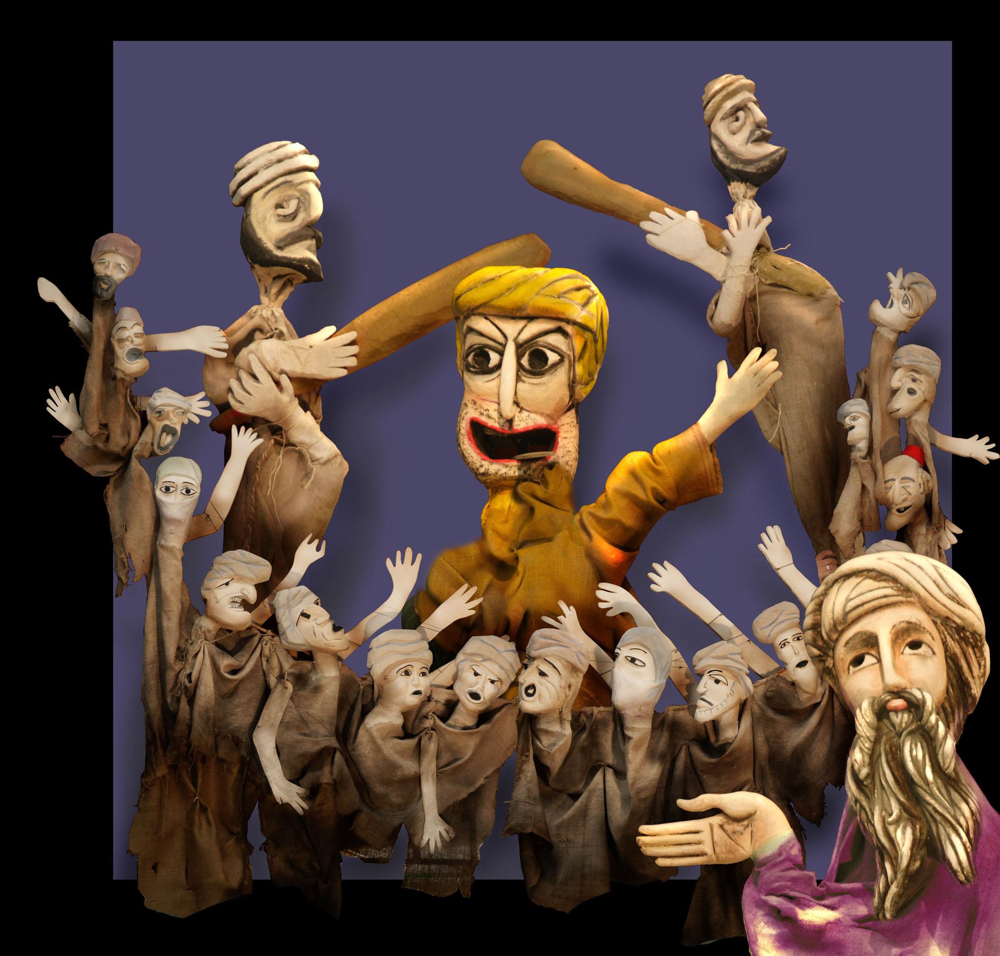 -5 días para El retablo de maese Pedro en Granada
