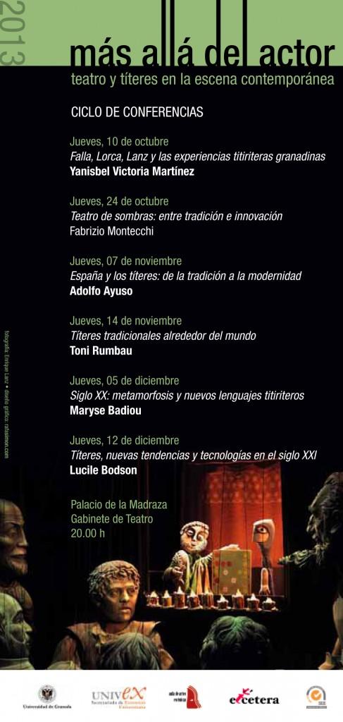 TITERES conferencias UGR